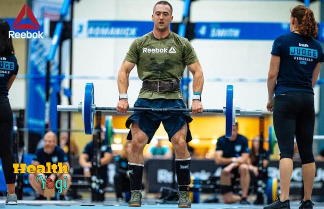 Ben Smith exercise Routine