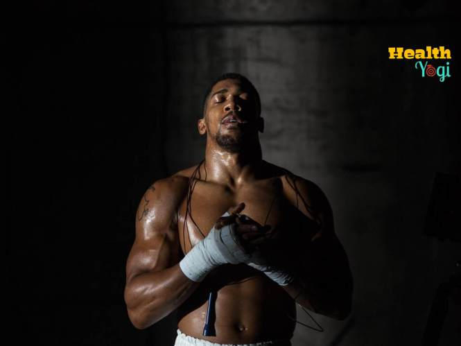 Anthony Joshua Exercise
