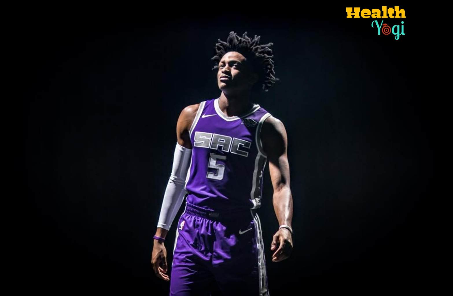 De'Aaron Fox exercise routine and meal plan