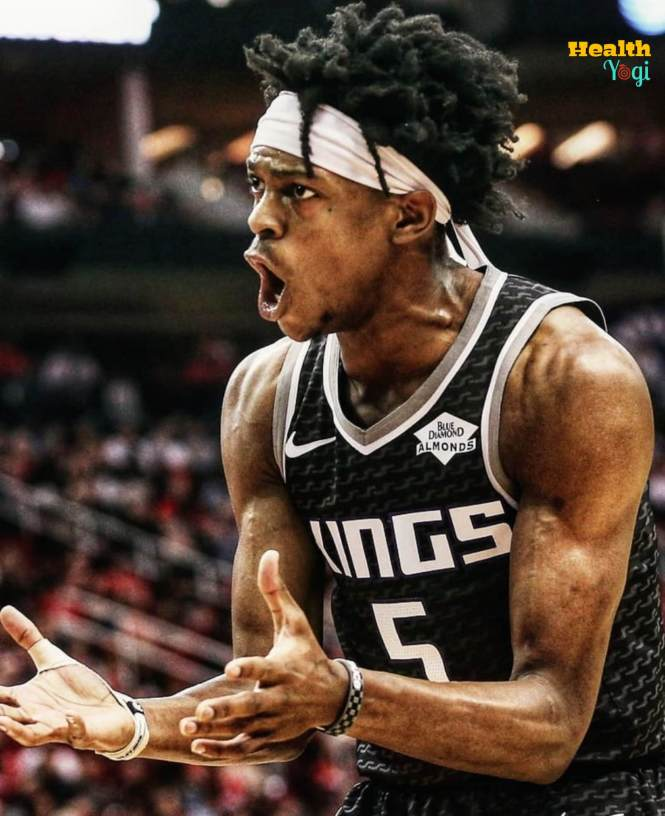 De'Aaron Fox HD image