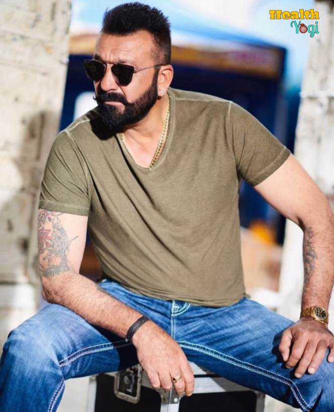 Sanjay Dutt workout routine and diet plan