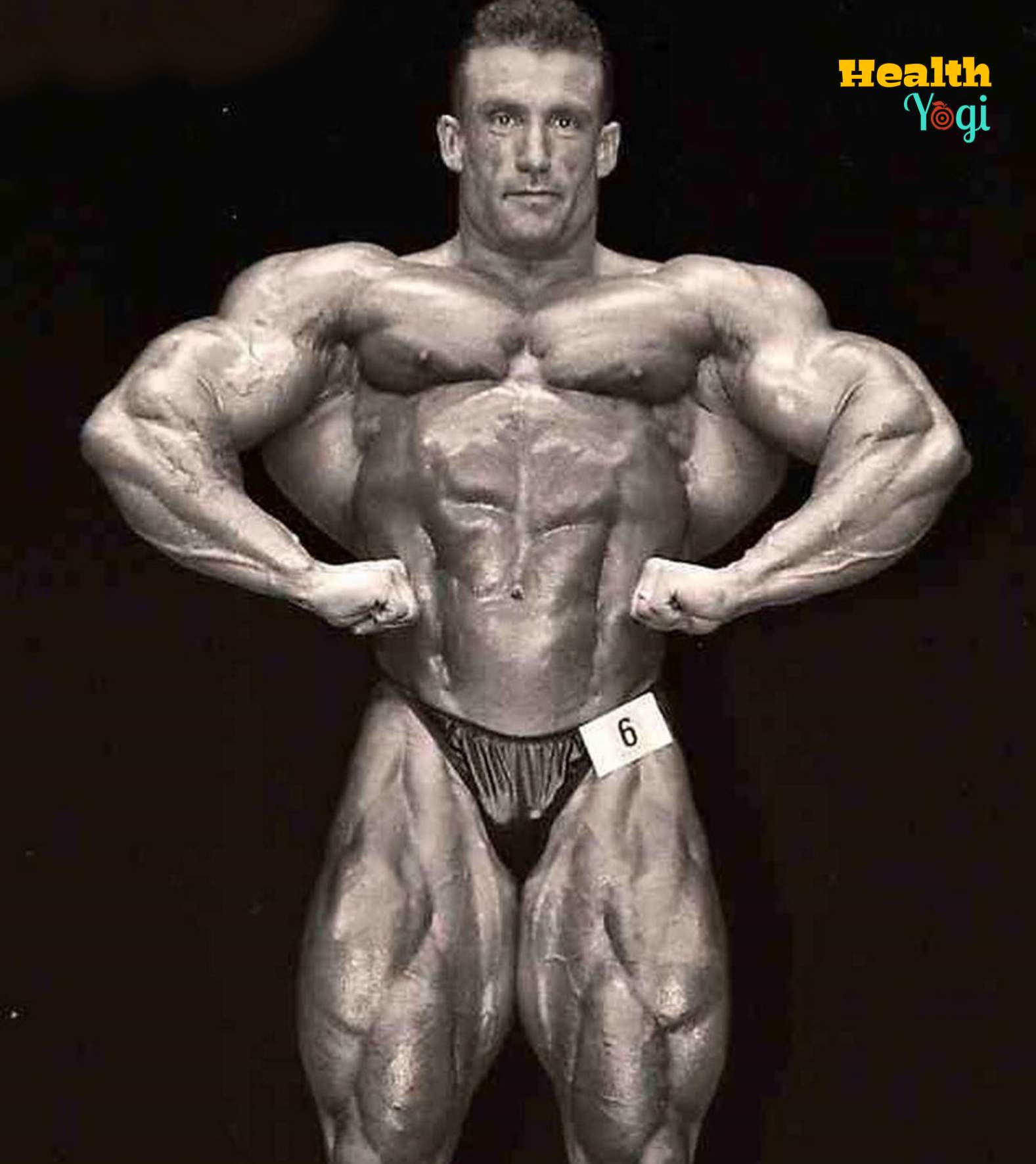 Dorian Yates Exercise Routine Meal Plan