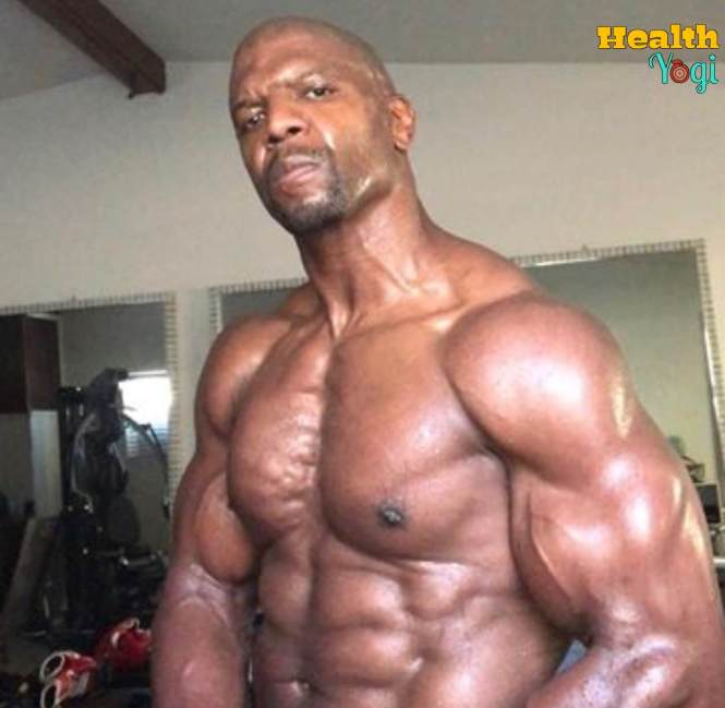 Terry Crews body HD Photo