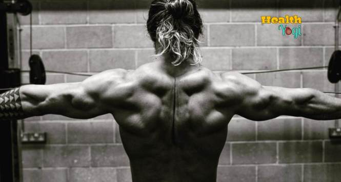 Jason Momoa Back Workout