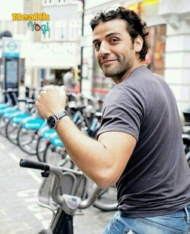Oscar Isaac Exercise Routine