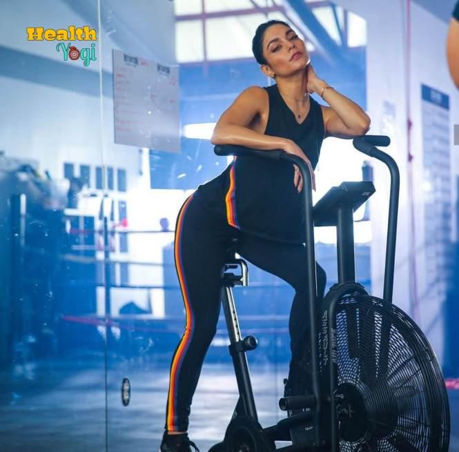 Vanessa Hudgens Workout Routine