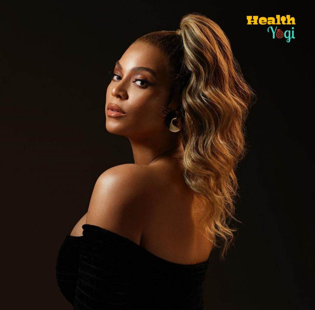 beyonce diet plan and workout routine