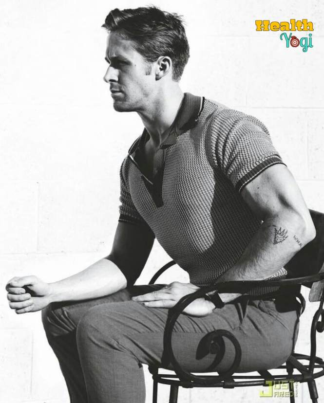 Ryan Gosling Fitness