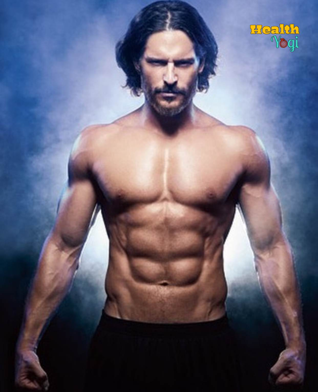 Joe Manganiello Workout Routine and Diet Plan