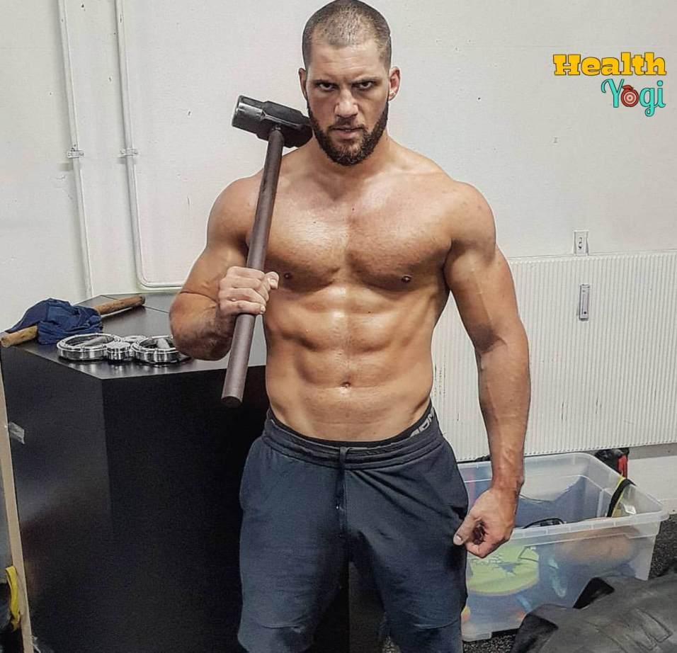 Florian Munteanu Workout Routine