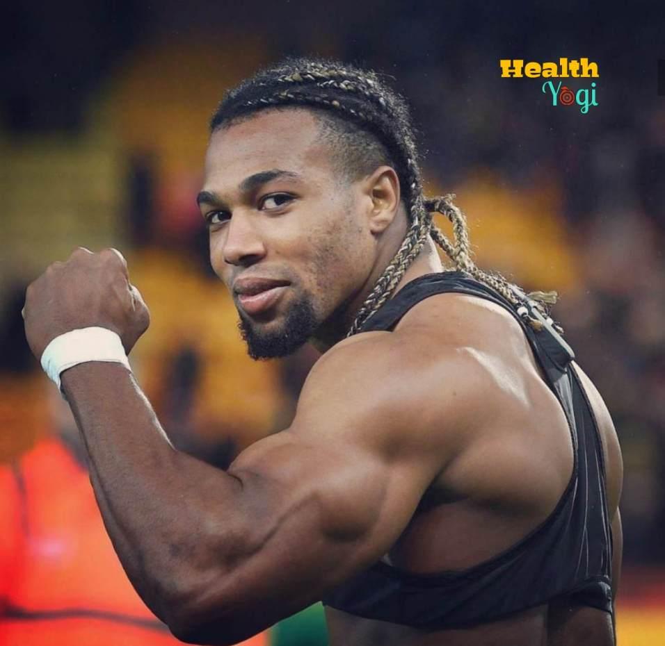 Adama Traore Workout Routine and Diet Plan