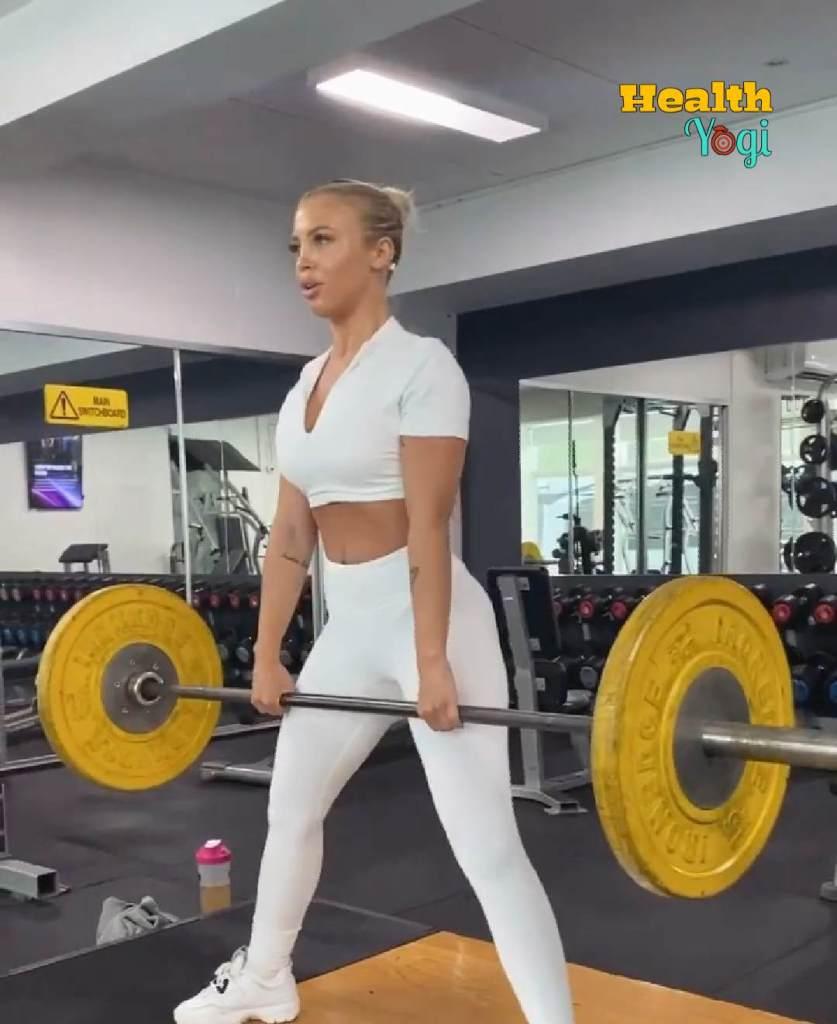 Tammy Hembrow exercise