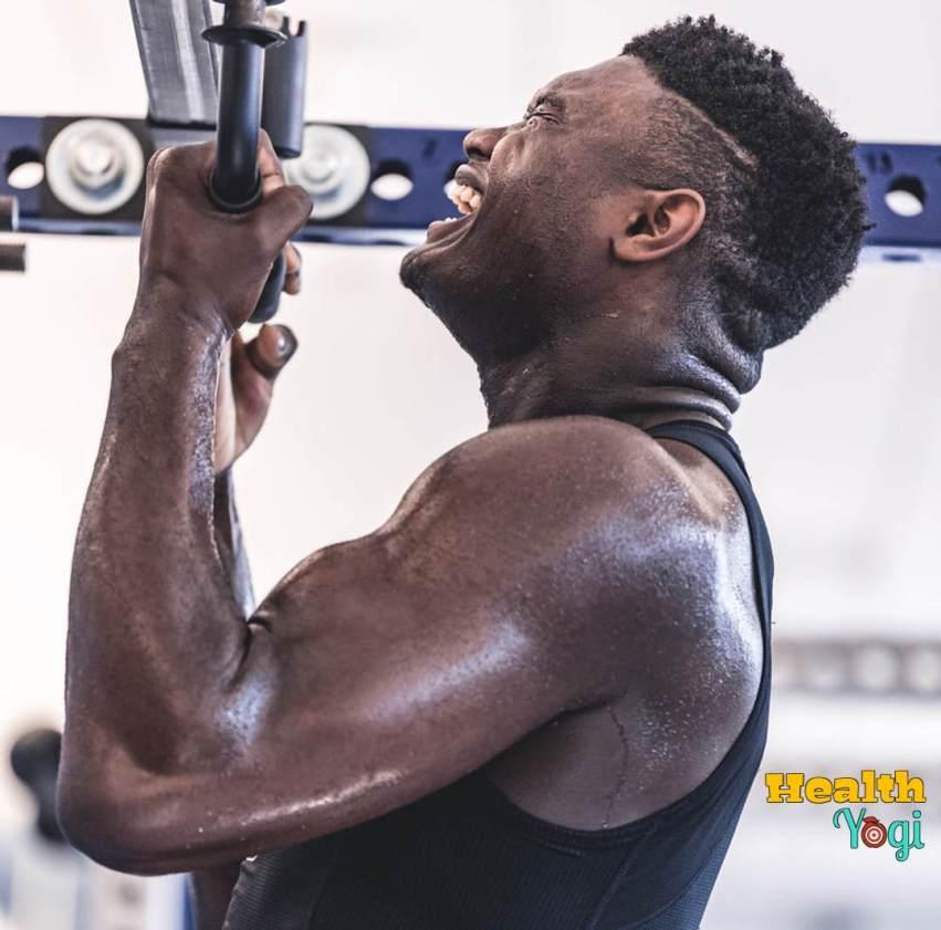 Zion Williamson Exercise Routine