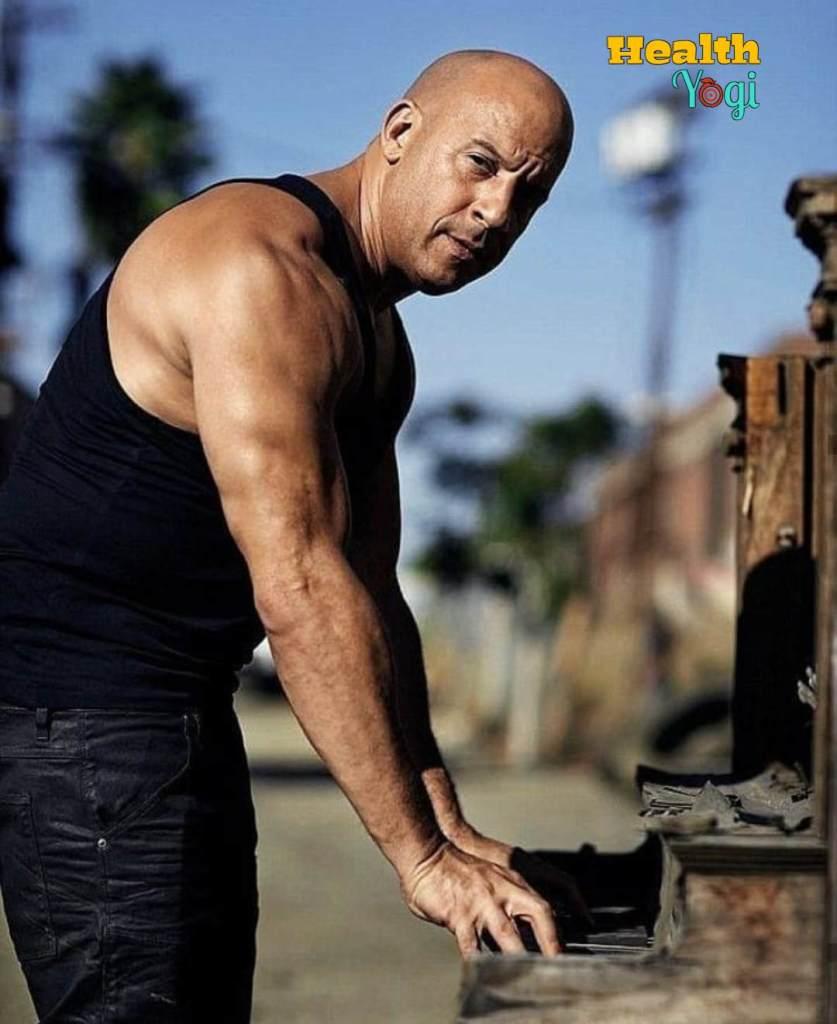 Vin Diesel Diet