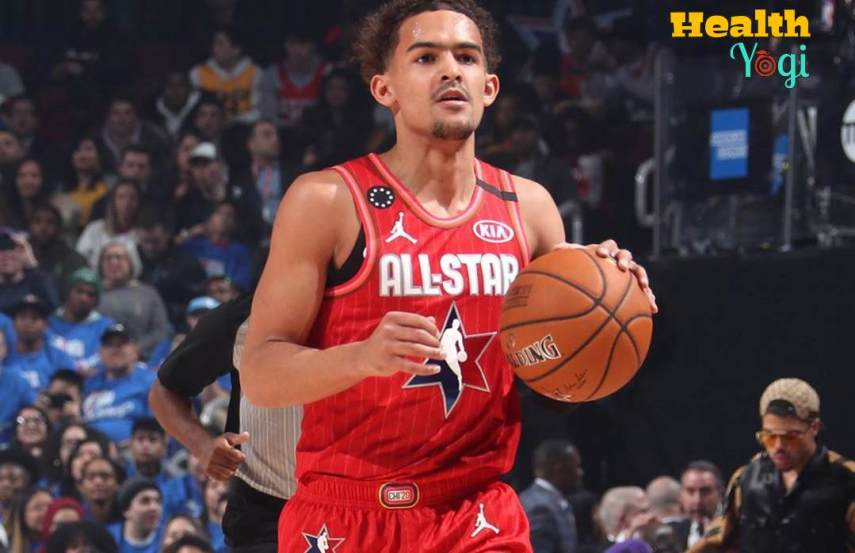 Trae Young Diet