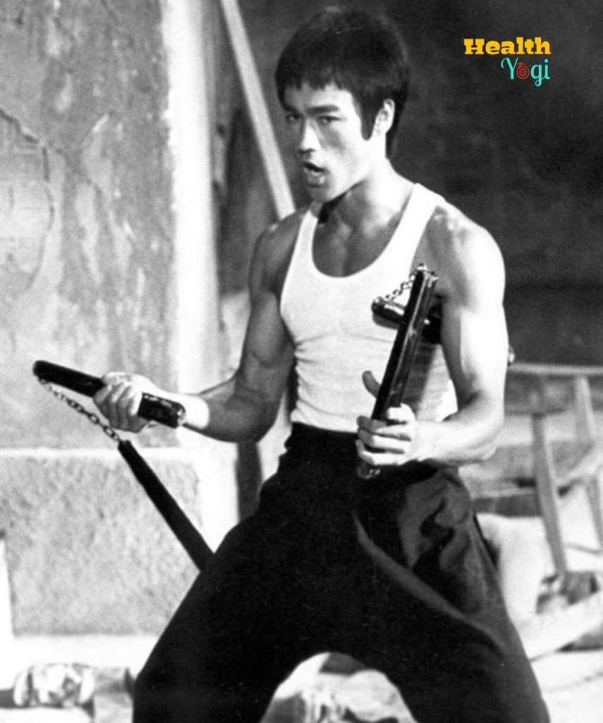 Bruce Lee Exercise