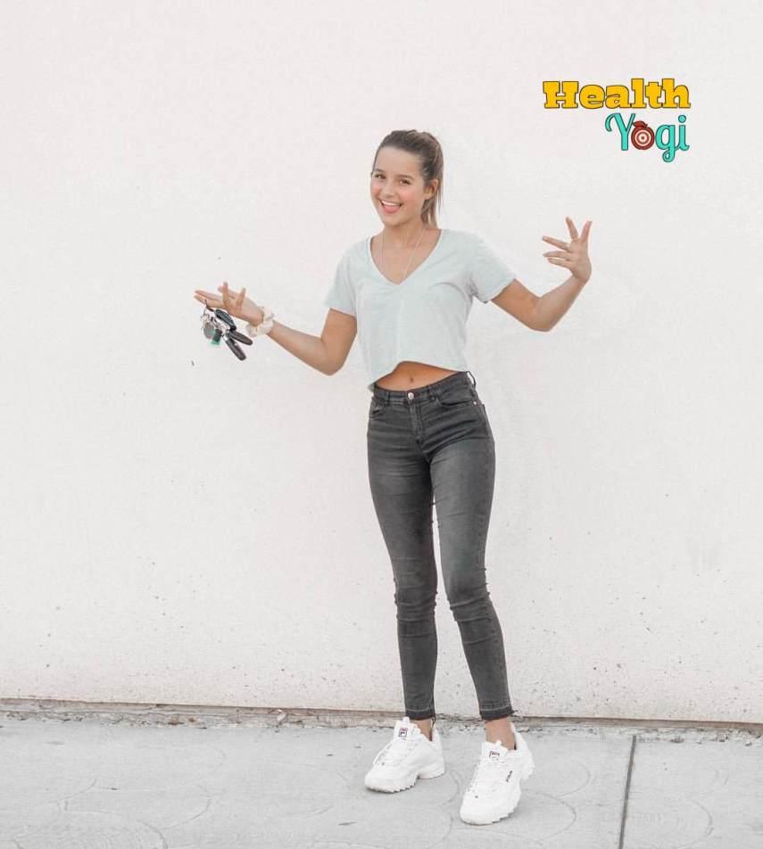 Annie Leblanc Fitness