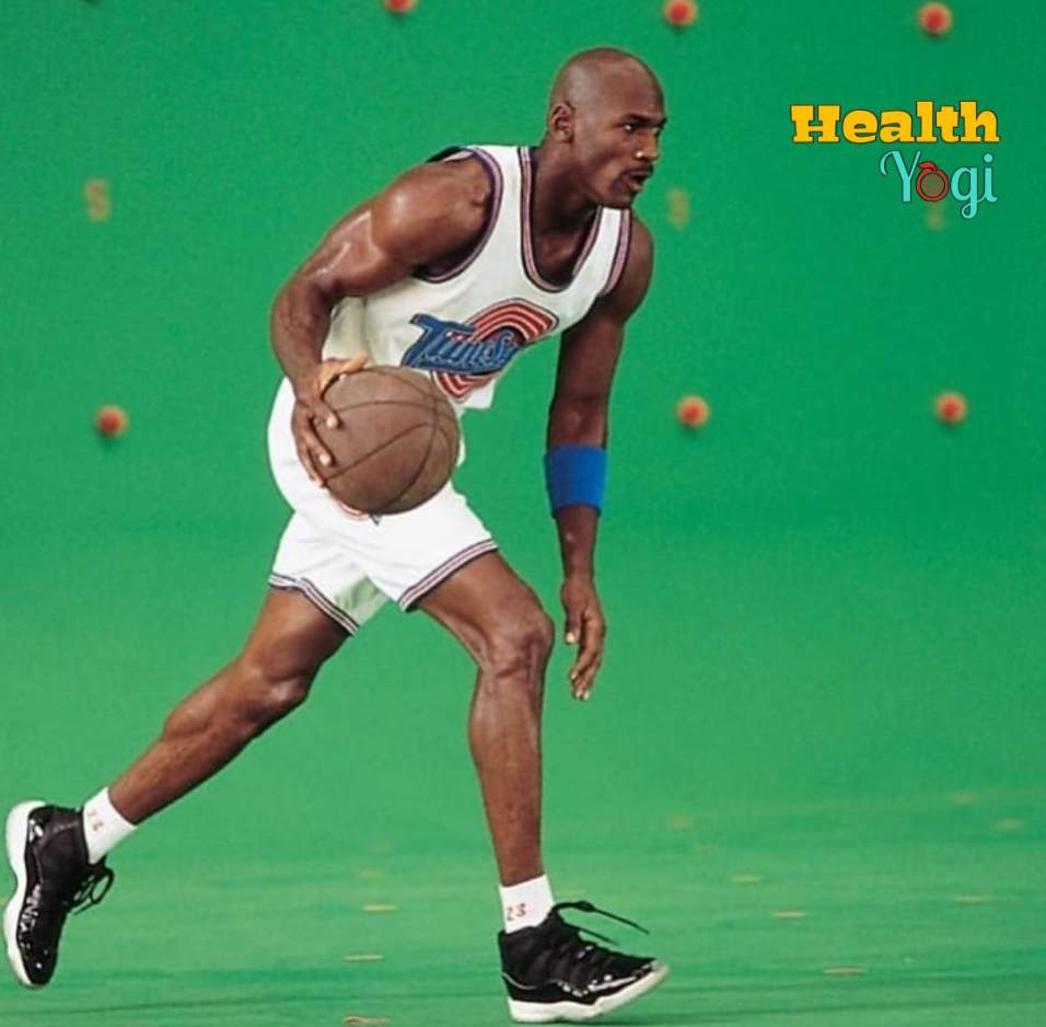 Michael Jordan Workout