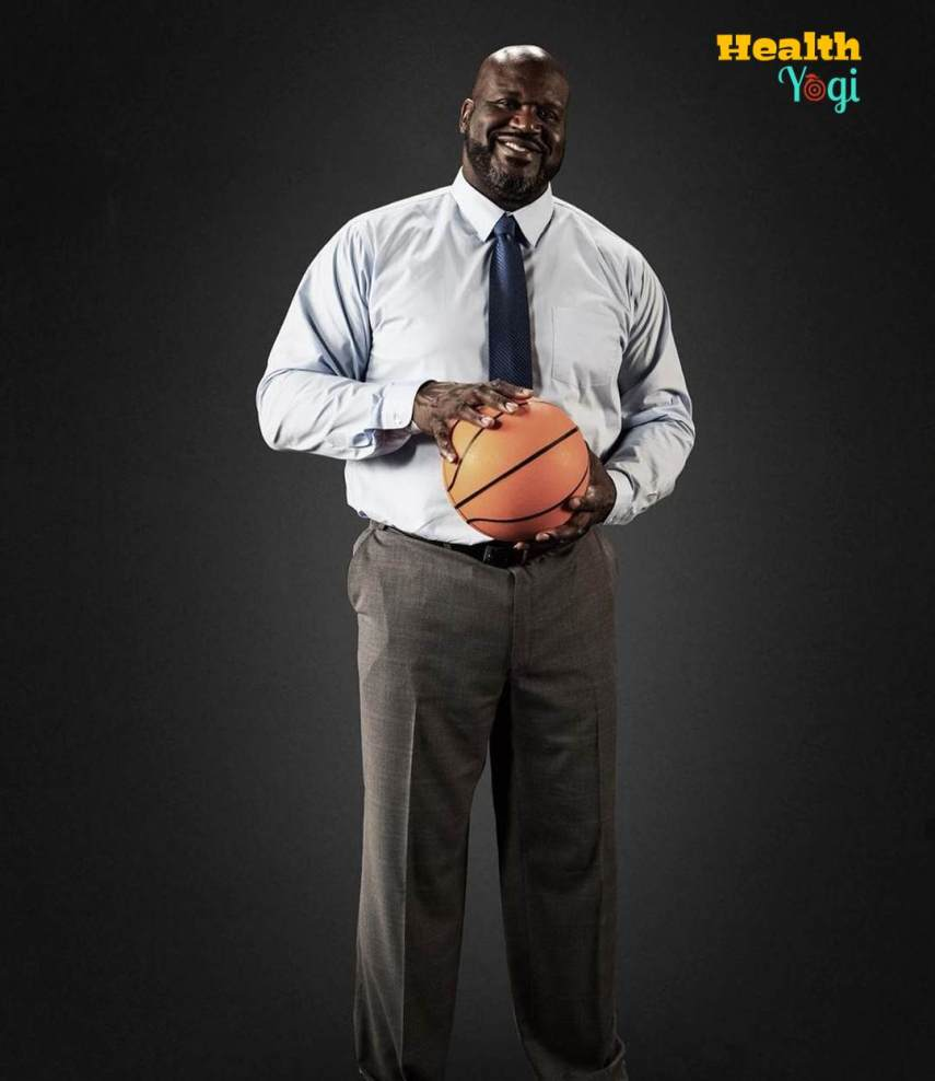 Shaquille O'Neal Meal Plan