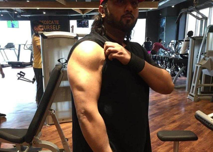 Honey Singh Workout Routine