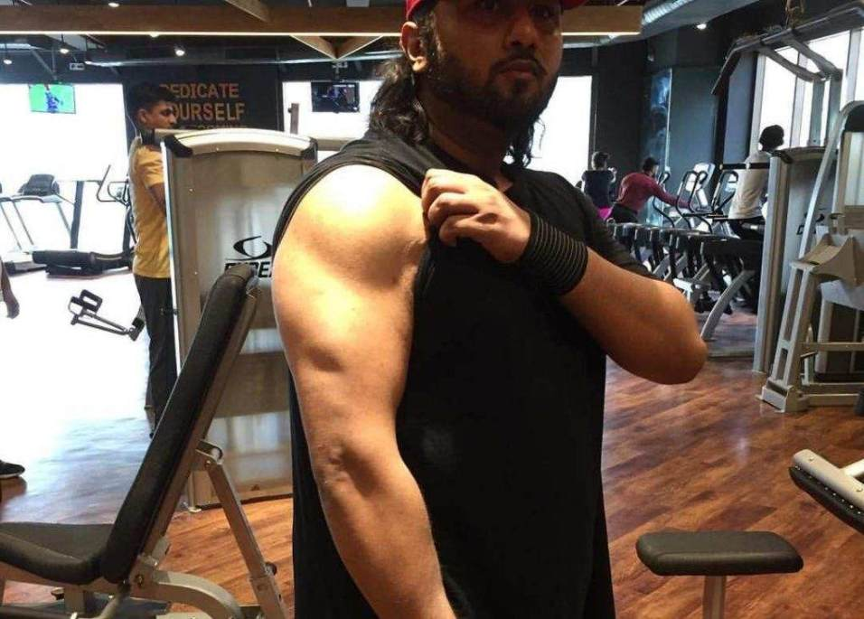 Honey Singh Workout Routine