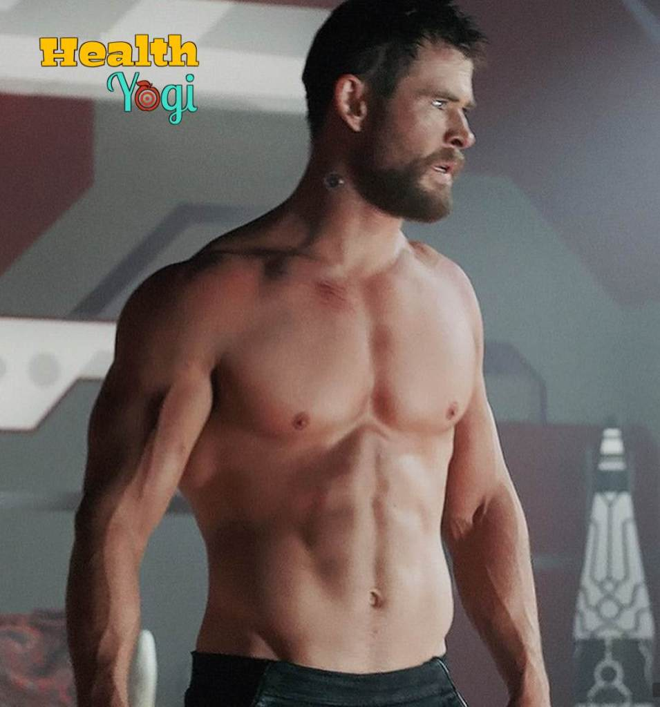 Chris Hemsworth Full Body Workout