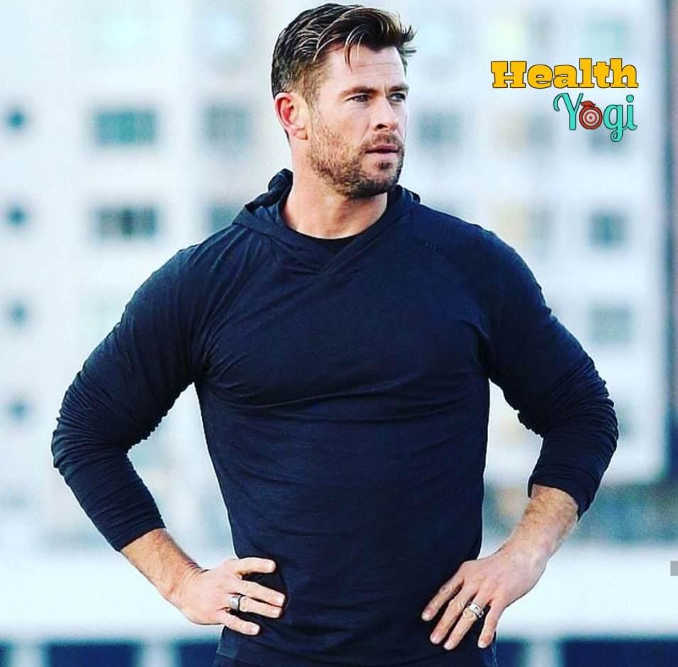 Chris Hemsworth Diet Plan