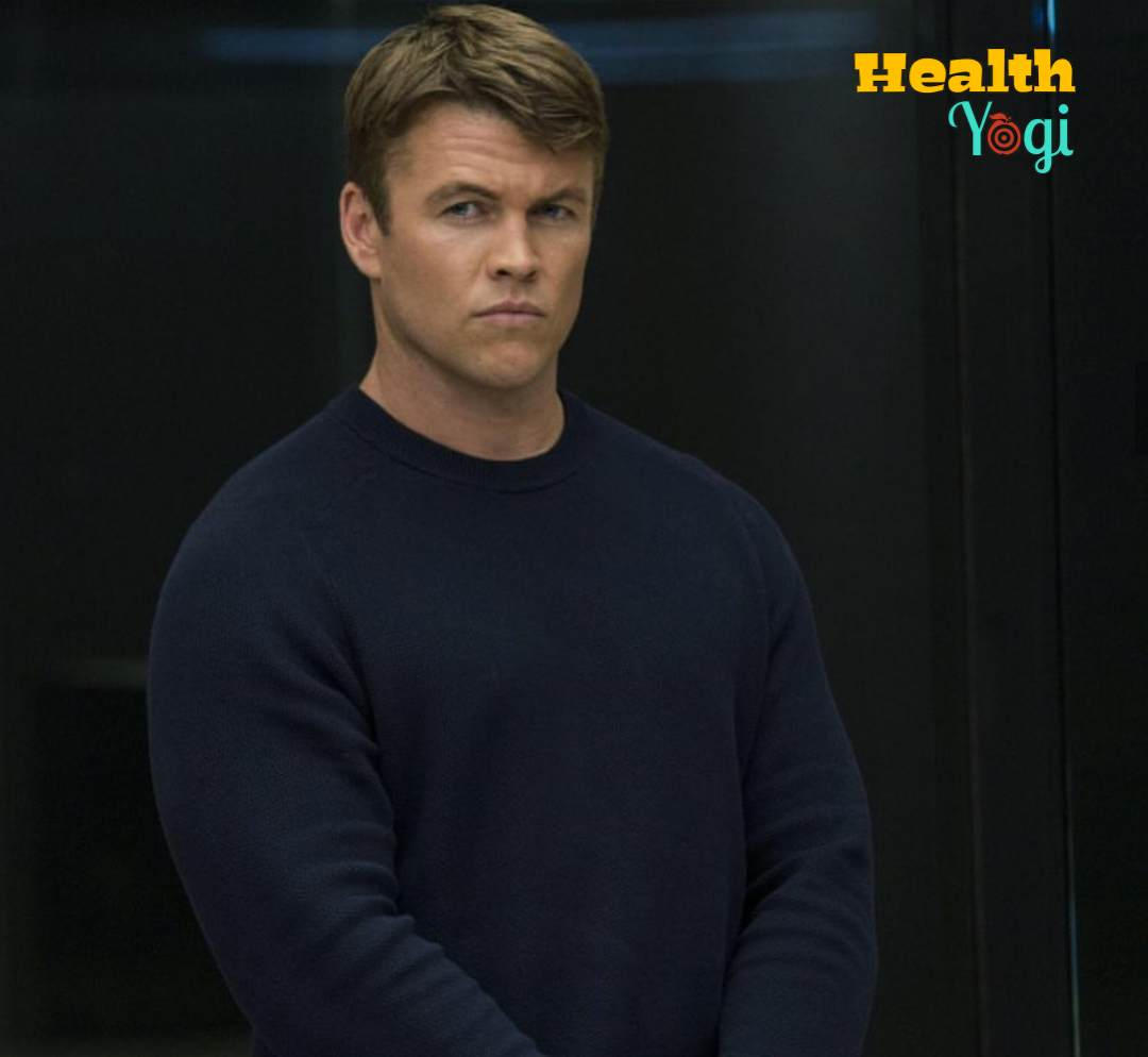 Luke Hemsworth Workout Routine and Diet Plan