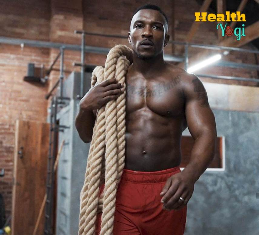 Ashley Walters Workout Routine and Diet Plan | Body Transformation for Bulletproof 2