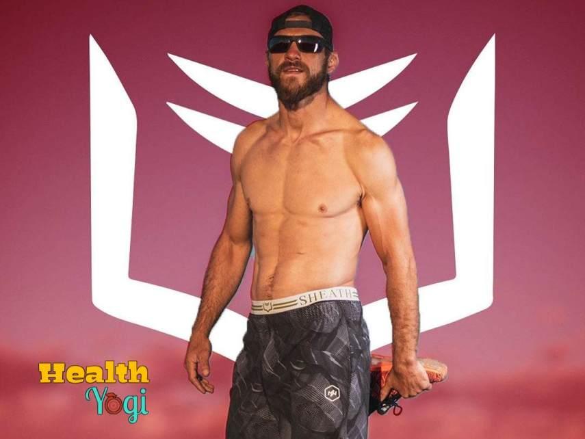 Donald Cerrone Bodybuilding
