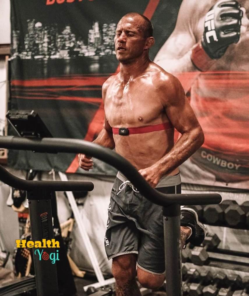 Donald Cerrone Workout Routine