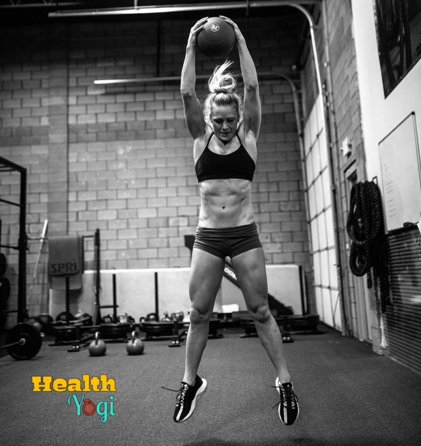 Holly Holm Workout Routine