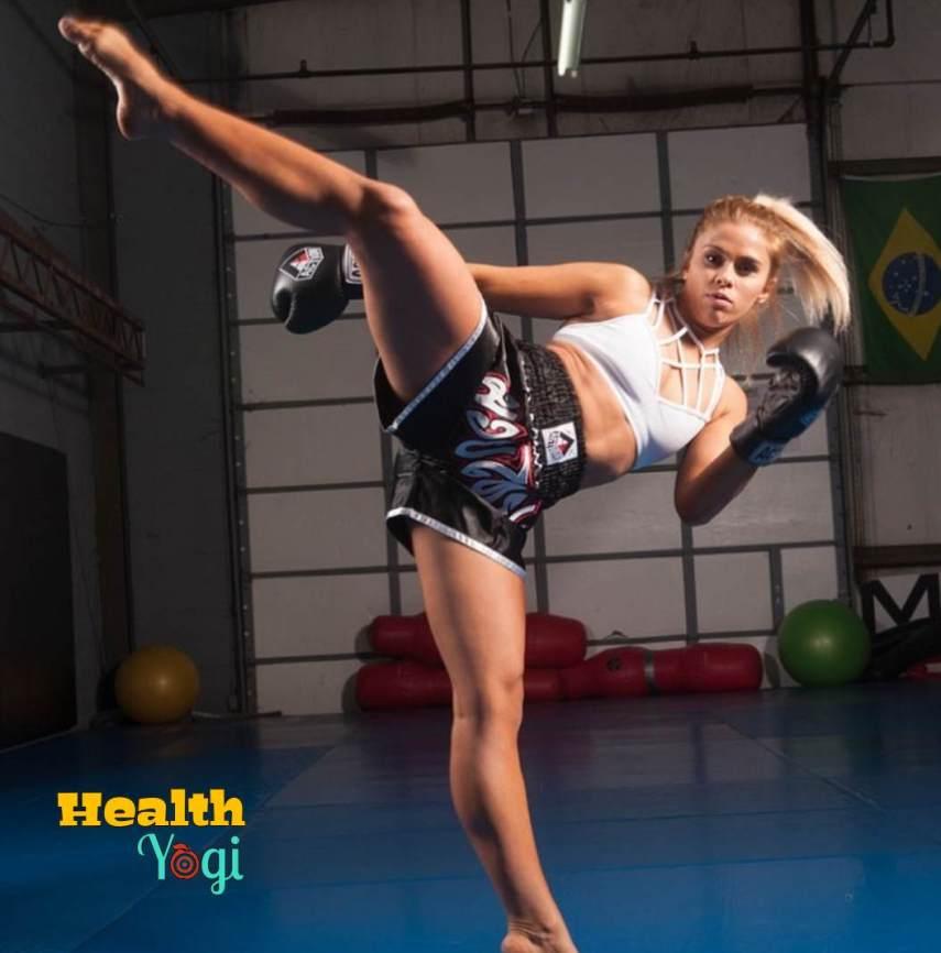 Paige Vanzant Workout Routine