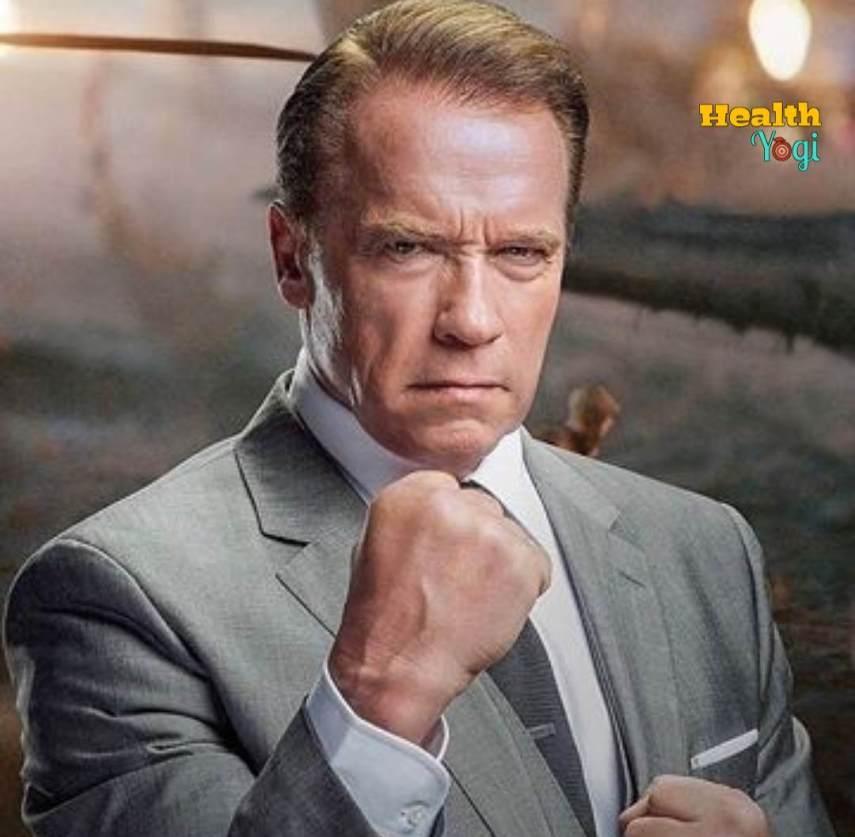 Arnold Schwarzenegger Diet Plan