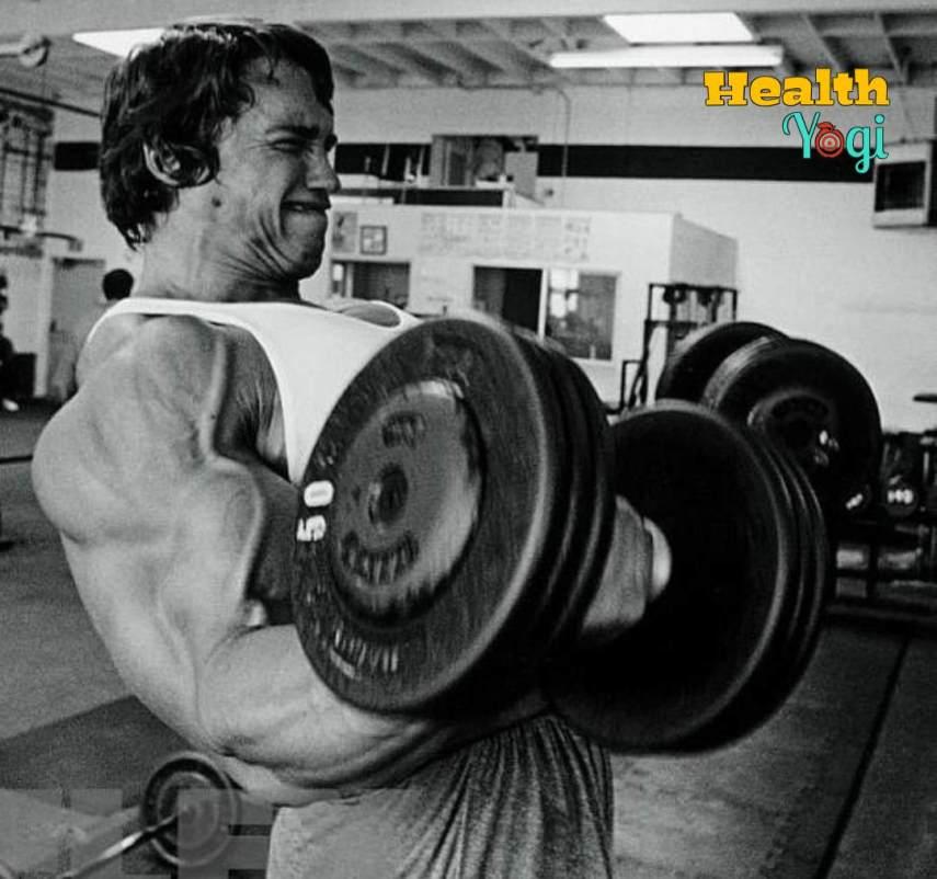 Arnold Schwarzenegger Exercise