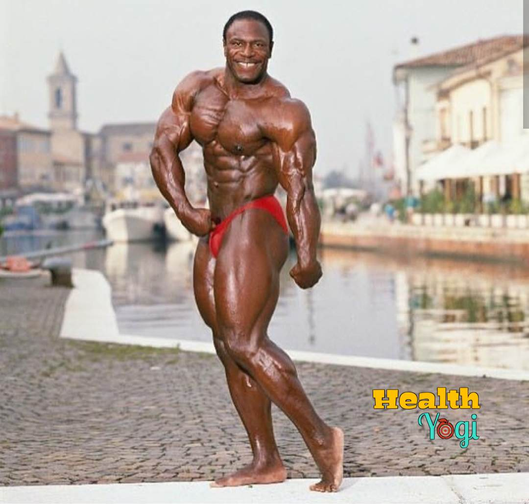 Bodybuilder Lee Haney Workout Routine and Diet Plan