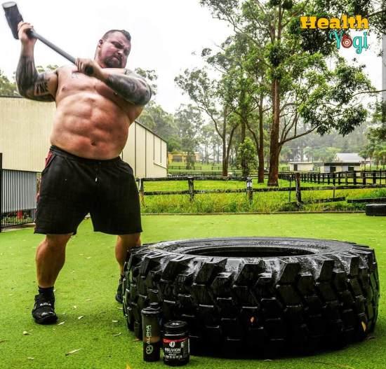 Eddie Hall Workout Routine