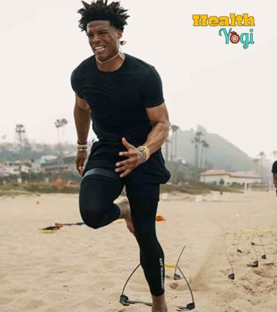 Cam Newton Running