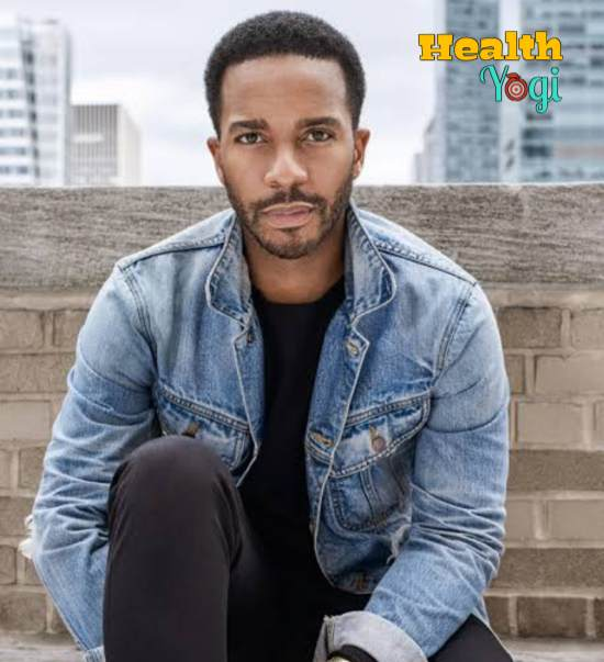 André Holland Workout Routine and Diet Plan