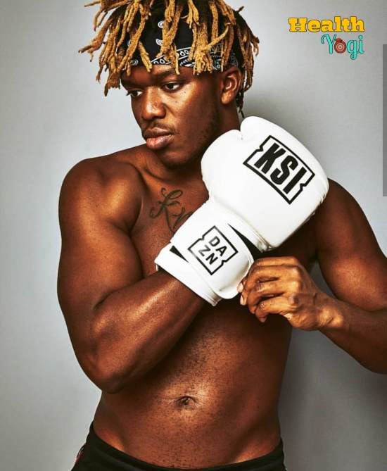KSI Workout Routine