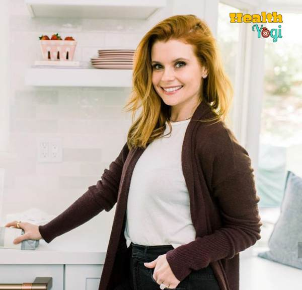 Joanna Garcia Workout Routine and Diet Plan