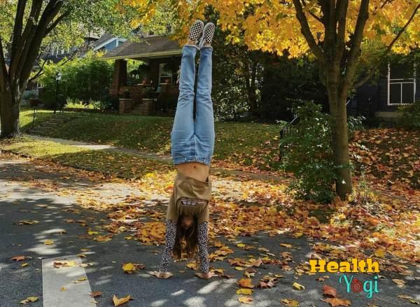 Debby Ryan Fitness