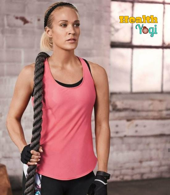 Carrie Underwood Workout Routine and Diet Plan