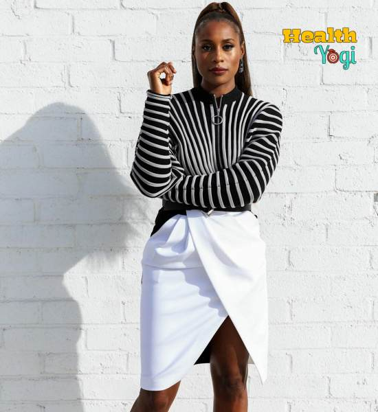 Issa Rae Workout Routine and Diet Plan