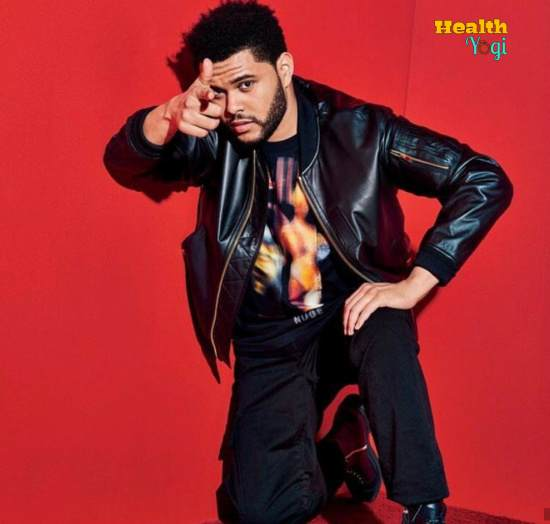 The Weeknd Diet Plan