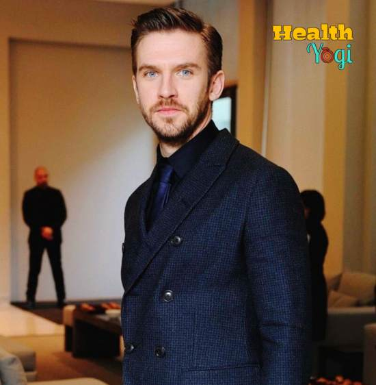 Dan Stevens Workout Routine and Diet Plan