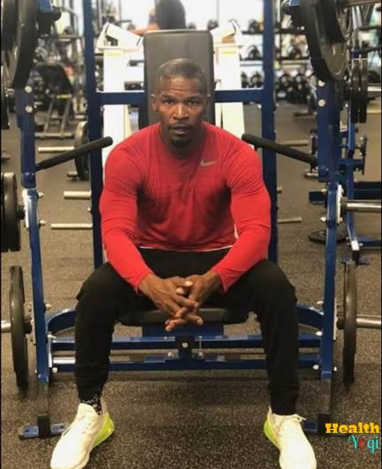 Jamie Foxx Workout Routine and Diet Plan
