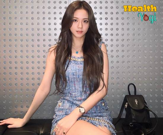 BlackPink Jisoo Workout Routine and Diet Plan