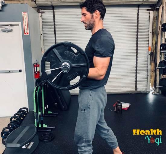 Tom Ellis Workout Routine | Train like a Lucifer