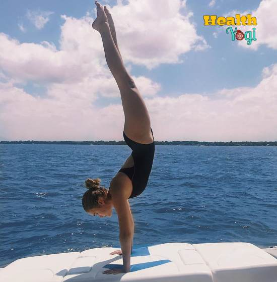 Lizzy Greene Workout Routine